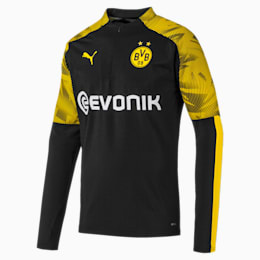 BVB Men's 1/4 Zip Training Top
