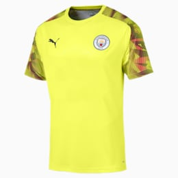 Maglia Training Man City uomo, Fizzy Yellow-Asphalt, small