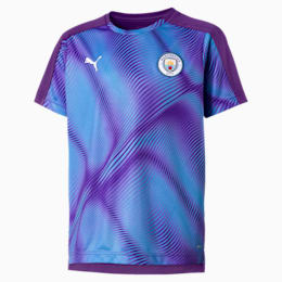 Manchester City Kinder League Stadium Trikot, TillandsiaPurple-TeamLightBl, small
