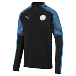 Manchester City FC Quarter Zip Men's Top