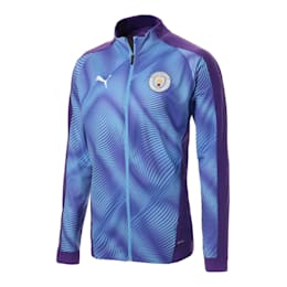 Man City Stadium League Men's Jacket, TillandsiaPurple-TeamLightBl, small-SEA