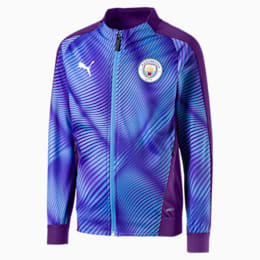 Man City Stadium League Kids' Jacket