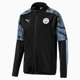 Man City Woven Full Zip Men's Jacket