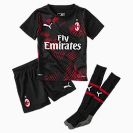 Alternatywny mini-strój dla niemowlat AC Milan