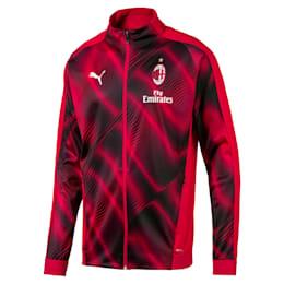 Blouson AC Milan Stadium pour homme, Tango Red -Puma Black, small