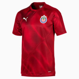 Réplica de camiseta Stadium delChivas para hombre