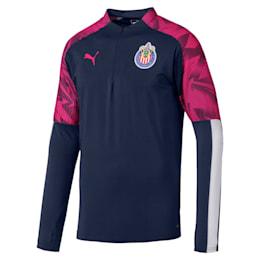Chivas Men's Quarter Zip Top