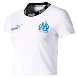 Olympique de Marseille Women's Football Culture Tee