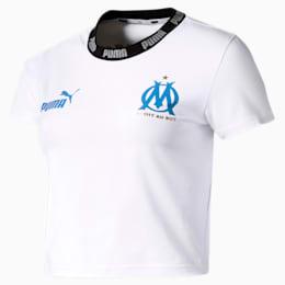 Olympique de Marseille Women's Football Culture Tee