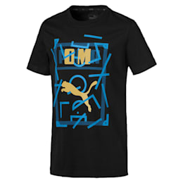 Olympique de Marseille DNA Boys' Tee