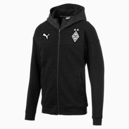 Borussia Mönchengladbach Casuals Men's Hooded Jacket