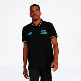 Manchester City FC Men's Premium Polo