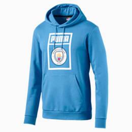 Manchester City FC Men's Shoe Tag Hoodie