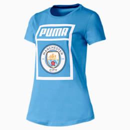 Manchester City Damen Shoe Tag T-Shirt