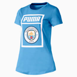 T-shirt da donna Man City Shoe Tag