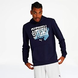 Manchester City FC Men's Graphic Hoodie