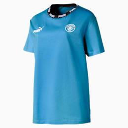 T-shirt Man City Football Culture para mulher