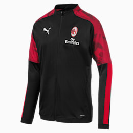 Meska kurtka z poliestru AC Milan