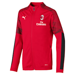 AC Milan Boys' Poly Jacket