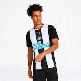Newcastle United FC Men's Home Replica Jersey, Puma White-Puma Black, small