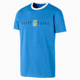 Manchester City Men's 125 Year Anniversary Tee