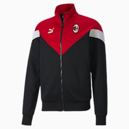 AC Milan Iconic MCS Men's Track Jacket