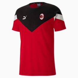 AC Milan Iconic MCS Herren T-Shirt, Tango Red, small
