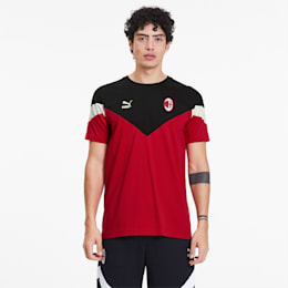 T-shirt AC Milan Iconic MCS, Tango Red, small