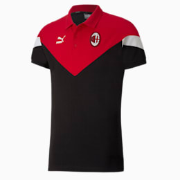 Legendarna męska koszulka polo MCS AC Milan