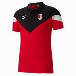 Polo AC Milan Iconic MCS para homem