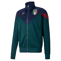 FIGC Iconic MCS Men's Track Jacket