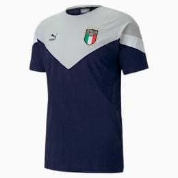 FIGC イタリア ICONIC MCS Tシャツ 半袖