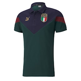 FIGC Iconic MCS Men's Polo