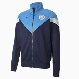 Track jacket da uomo Man City Iconic MCS