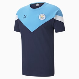 Man City Iconic MCS-T-shirt til mænd