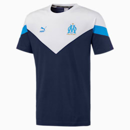 Olympique de Marseille MCS-T-shirt til mænd