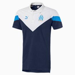 Olympique de Marseille Iconic MCS Herren Polo