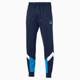 Pantalon de survêtement Olympique de Marseille Iconic MCS pour homme, Peacoat, small
