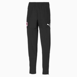 Pantaloni da allenamento Stadium per bambino AC Milan, Puma Black, small