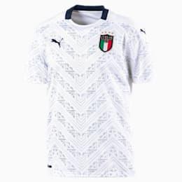 Maillot extérieur Italie Replica pour homme, Puma White-Peacoat, small