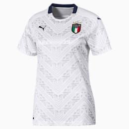 Italia-replikaudebanetrøje til kvinder