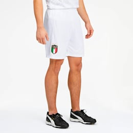 FIGC Men's Home and Away Replica Shorts