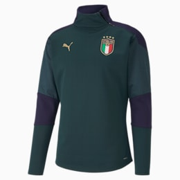 FIGC Men's Training Fleece