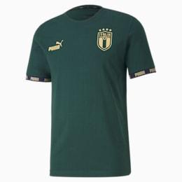 T-shirt Italia FtblCulture para homem