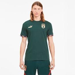 Italia Football Culture Herren T-Shirt, Ponderosa Pine, small
