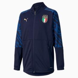 キッズ FIGC イタリア アウェイ スタジアム ジャケット JR