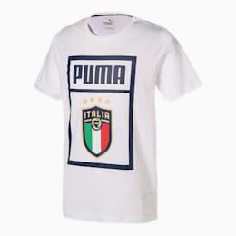 FIGC イタリア PUMA DNA Tシャツ 半袖