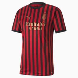 Autentyczna męska domowa koszulka sportowa AC Milan 120th Anniversary