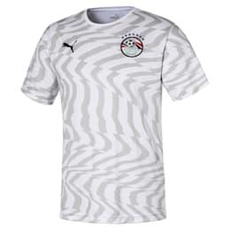 Ägypten Herren Replica Auswärtstrikot, Puma White-Puma Black, small