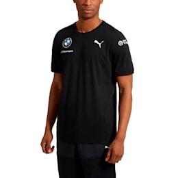 BMW M Motorsport Men's Team Tee, Anthracite, small